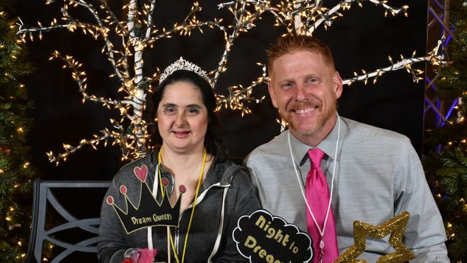 Friday night was an extra special night out for South Central Industries (SCI), as it hosted its inaugural prom, Night to Dream, for individuals with intellectual and developmental disabilities.