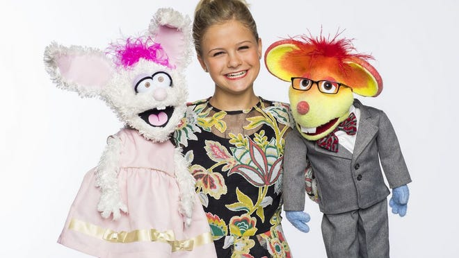 Darci Lynne Farmer comes to the 2020 Kansas State Fair with her puppet friends and ventriloquist talent. She won NBC's America's Got Talent in 2017.