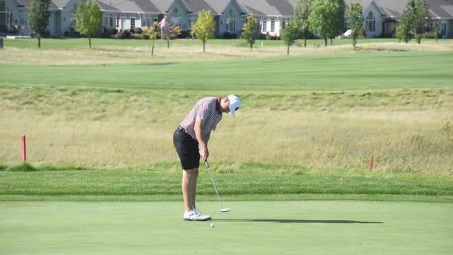 Minnesota Crookston golfer Connor Humble was named a Srixon/Cleveland Golf All-America Scholar Athlete.