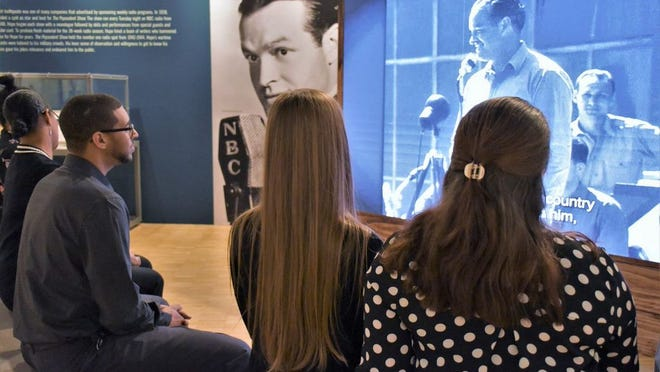 """The """"So Ready for Laughter: The Legacy of Bob Hope"""" exhibit will be on display at the National Veterans Memorial and Museum when it opens June 27. Motts Military Museum in Groveport opened June 16."""