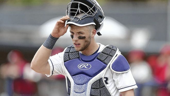Olentangy graduate Nate Monastra hopes for a strong finish to his college career at Xavier. By virtue of an NCAA waiver in the wake of the COVID-19 coronavirus pandemic, Monastra, a catcher, will return for a fifth season in 2021 and hopes to be selected in the MLB draft.