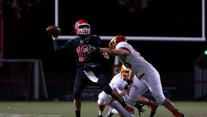Peter Pedrozo and Westerville South will play at Westerville North on Friday, Sept. 11.