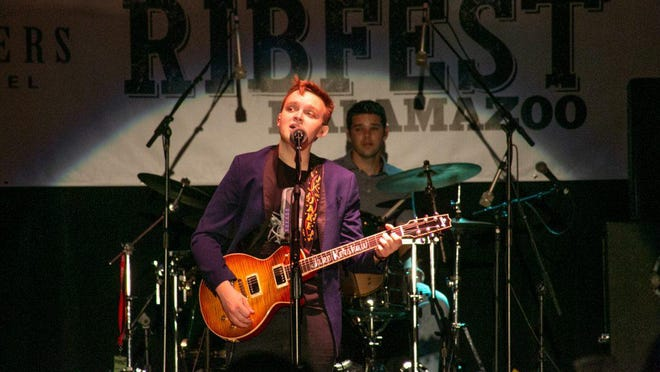 Marshall singer-guitarist Jake Kershaw has gotten national attention for his musicianship and songs.