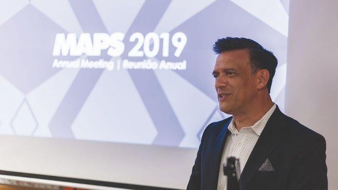 Paulo Pinto, director executivo da MAPS