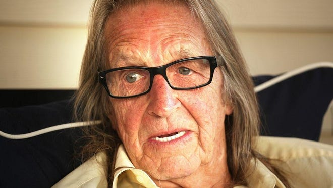 George Jung, 75, was back in his hometown of Weymouth this week for the first time in more than 30 years. During his absence, he spent two decades behind bars for the latest in a series of convictions for cocaine and marijuana smuggling.