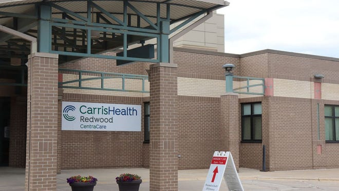 All patients who come to the Carris Health - Redwood hospital will be tested for coronavirus.