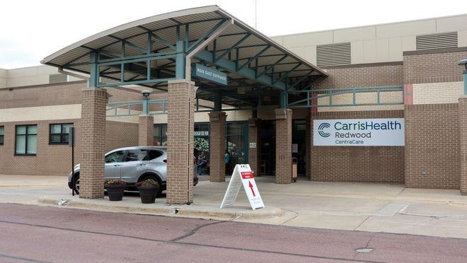 CentraCare is once again implementing a no visitor policy at all of its facilities, including Redwood Falls.
