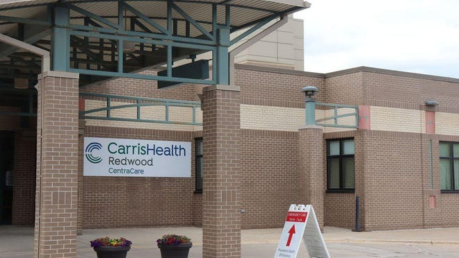 Carris Health - Redwood is seeing a significant increase in the number of people who need care for COVID-19.