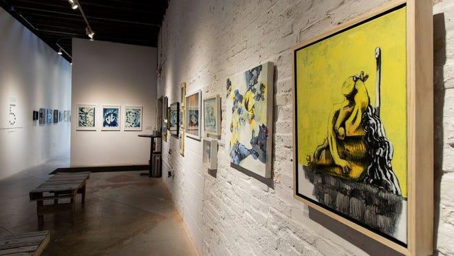 934 Gallery and its new retrospective exhibit