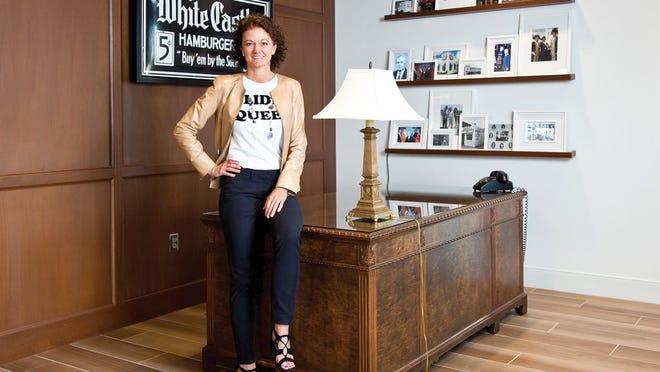 Lisa Ingram, White Castle