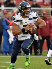 Seahawks quarterback Russell Wilson is even more critical to the team's offense than he has been in the past. His scrambling ability covers up shortcomings in the team's offensive line, and he is more effective at gaining rushing yards than any of the team's running backs.