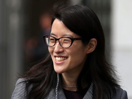 Ellen Pao, now interim CEO of Reddit, leaving San Francisco