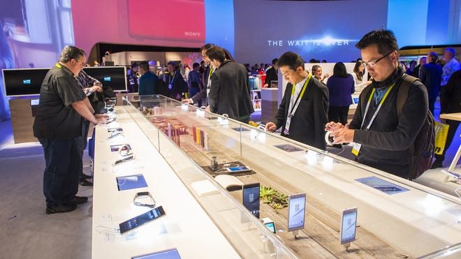 The annual Consumer Electronics Show in Las Vegas is always jampacked with all kinds of technology — from the incredible to the incredibly useless.