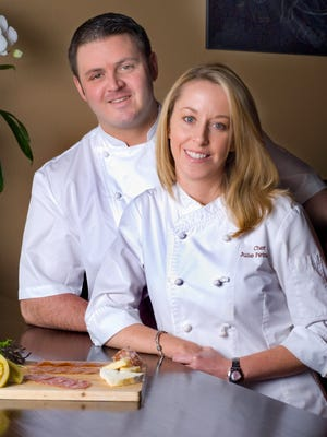 James and Julie Petrakis have revolutionized Orlando dining with the Ravenous Pig, Cask & Larder.