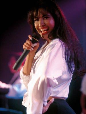 Tejano music artist Selena Quintanilla Perez was shot and killed in 1995.