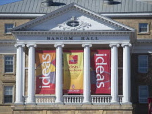 Bascom Hall at UW-Madison