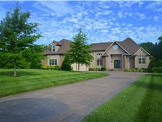 This home on Water Wood Drive was Clarksville's 10th-biggest