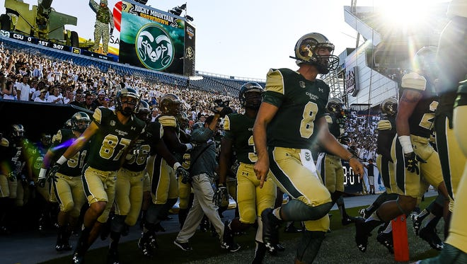 The CSU football team was ranked the No. 77 program in the nation all-time by the Associated Press.