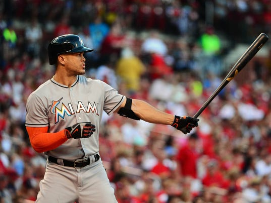 Marlins Giancarlo Stanton A Powerful Force For Fantasy Owners