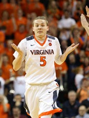 Virginia is an under-the-radar No. 5 seed.