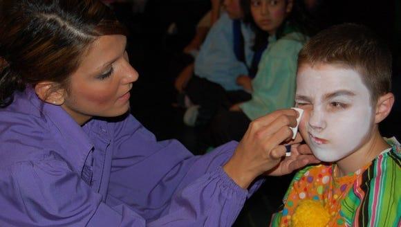 "Missoula Children's Theatre presents ""The Princess"