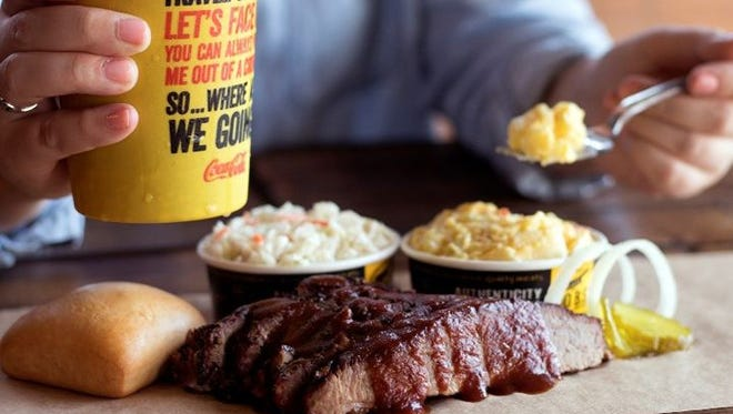 Insider deal at Dickey's Barbecue Pit