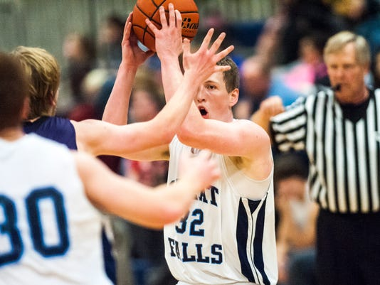 Great Falls Boys' Basketball