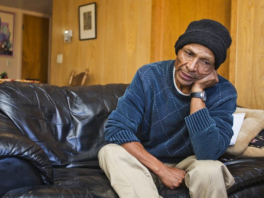 Louis Taylor talks in 2013 about being freed from prison after 42 years .
