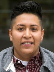 Emi Carrillo of Phoenix, on Wednesday, Dec. 21, 2016.