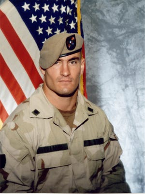 "PAT TILLMAN  Killed April 22, 2004, in a ""friendly fire"" incident when members of his unit mistook an Afghan soldier with him for the enemy and opened fire on both men south of Kabul, Afghanistan. His death was the subject of a military cover-up. Initially, the military claimed he was ambushed and killed by enemy fire.  Background: Tillman, 27, of Chandler, was an Army specialist and arguably the most famous soldier killed in either war. He was a former Arizona Cardinals and Arizona State University football player."