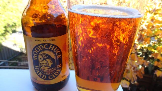 Woodchuck Barrel Select Hard Cider.