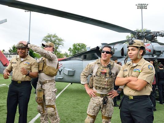 NJROTC-helicopterevent-twostudents.jpg