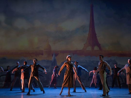 'An American in Paris'