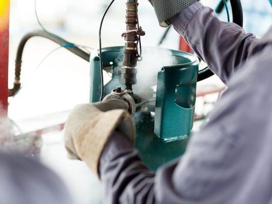 propane stock
