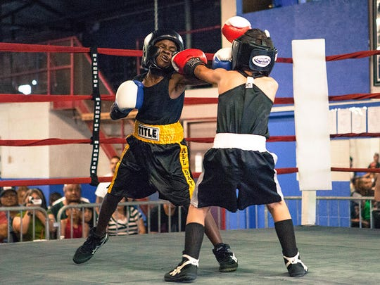 Saturday's results from the Southwest Explosion boxing tournament