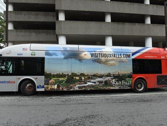 DC Bus Wraps
