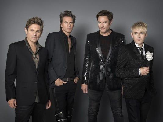 Duran Duran 1 of note