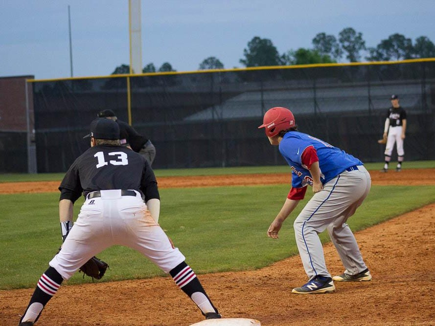 Pace stunned Tate in the closing innings to win 9-5 and grab No. 1 spot in District 1-7A.