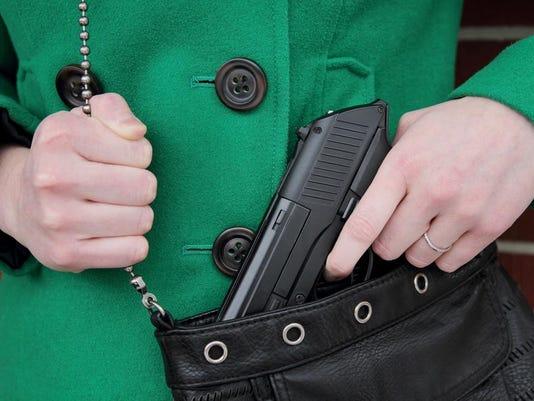gun carry stock