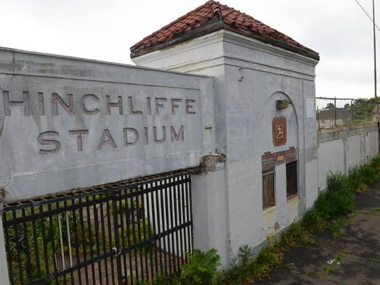 Paterson's plan would give the exterior of Hinchliffe