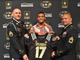 Tua Tagovailoa receives his honorary Army All-American Bowl jersey.