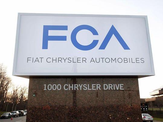 Fiat Chrysler Automobiles NV