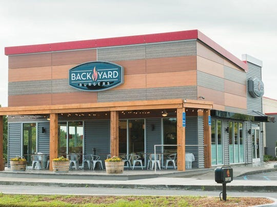 backyard burger franchise
