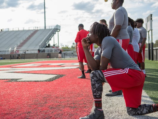 The troubled star of 'Last Chance U' never found what he needed