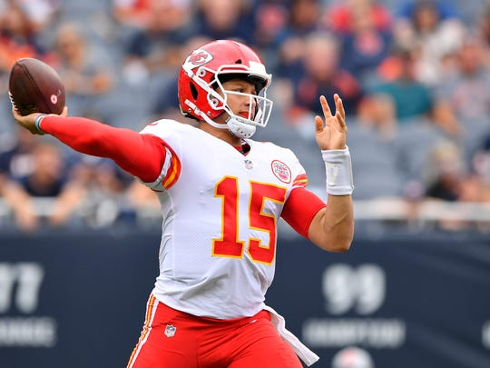 4 takeaways from Patrick Mahomes' Monday media availability
