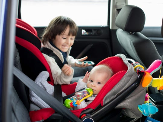 More than 30 percent of children who die after being left alone in hot cars are under 1 year old. Intermountain Primary Children's Hospital is offering a free safety device to individuals in several states to help remind them to remove children from their vehicles this summer.