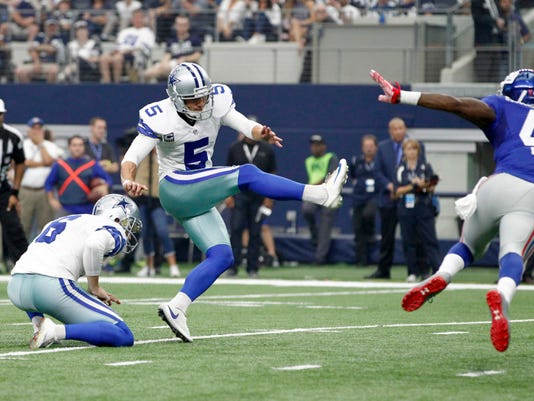 Cowboys roster surprises include keeping Gathers, cutting Bailey