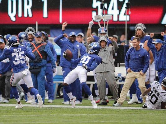 4 takeaways from Giants' Week 1 loss to Jaguars