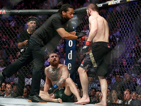 What the long history of trash talk in the fight game has to teach us about the UFC 229 debacle