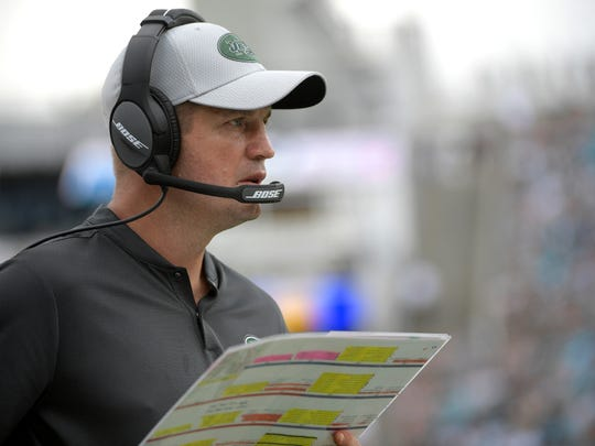 Jeremy Bates has strung together a couple of great games for the Jets' offense this season. (Phelan M. Ebenhack-AP)